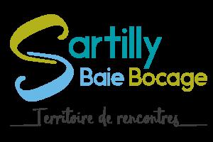 Logo et signature Sartilly Baie Bocage